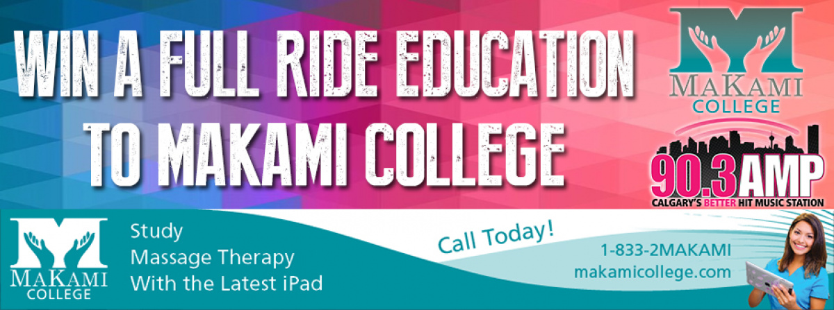Win a Full Ride Two-Year Tuition from MaKami College